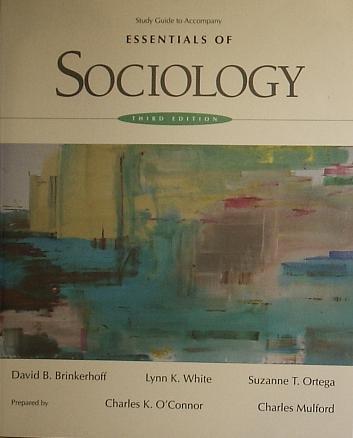 Essentials of Sociology Study GD