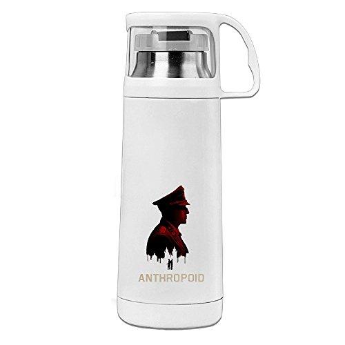 Bekey Anthropoid Movie Stainless Steel Vacuum Travel Mug With Handle Cup Water Bottle