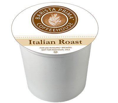 Barista Prima Italian Roast Coffee * 4 Boxes of 24 K-Cups *