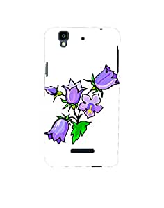 Aart 3D Luxury Desinger back Case and cover for Micromax Yu Yuphoria created by Aart store