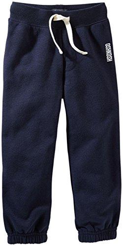 OshKosh B'gosh Baby Boys' Fleece Athletic Pants (Baby) - Navy - 6 Months (Fleece Baby Pants compare prices)