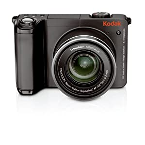 Kodak Easyshare Z8612IS 8.1 MP Digital Camera with 12xOptical Image Stabilized Zoom