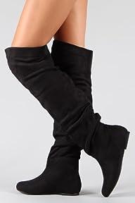 Nature Breeze Vickie Hi Knee high Boots