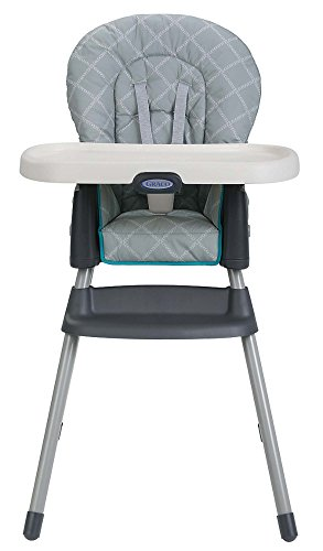 Graco SimpleSwitch High Chair And Booster Seat Little