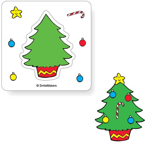Make Your Own Christmas Tree 75-pak - 1