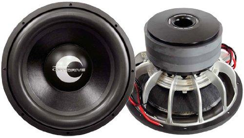 houston car audio lanzar opti1533d optidrive 15 inch high power