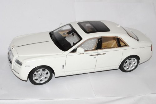 Rolls Royce Ghost 2011 Weiss 1/18 Kyosho Modell Auto