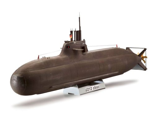 Revell-Modellbausatz-05019-U-Boot-Klasse-212-im-Mastab-1144