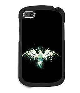 printtech Eagle Bird Cool Back Case Cover for BlackBerry Q10