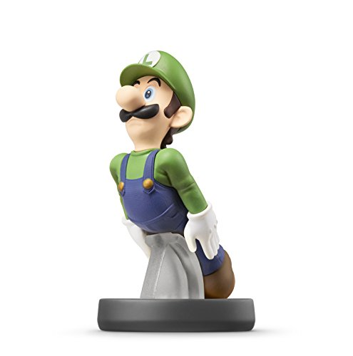 Luigi amiibo (Super Smash Bros Series)