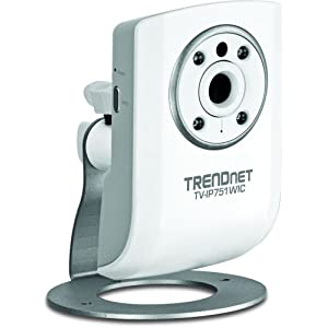 Trendnet-TV-IP751WIC-Camra-Cloud-Jour-Nuit-sans-Fil