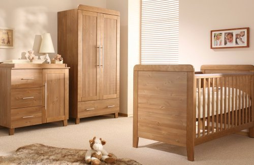 The Calgary Nursery Furniture Set