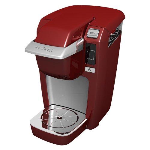 Keurig Mini Brewer Single Server Coffee Maker Red