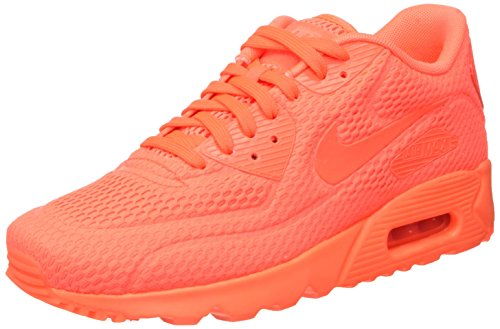 Nike Air Max 90 Ultra Br Scarpe da Ginnastica, Arancione (Ttl Crmsn/Ttl Crmsn/Ttl Crmsn), 40