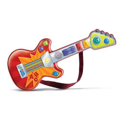 Leapfrog Touch Magic Rockin' Guitar front-883159