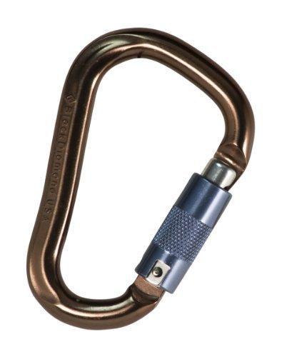 Black Diamond Rocklock TwistLock Carabiner Twist Lock (Colors May Vary)