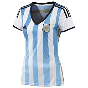 Buy Adidas Argentina Home Women Jersey 2014 by adidas
