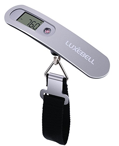 Luxebell 110lbs Digital Luggage Scale – Gift for Traveler