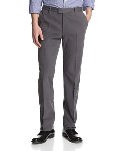 Salvatore Ferragamo Men's Flat-Front Corduroy Pants