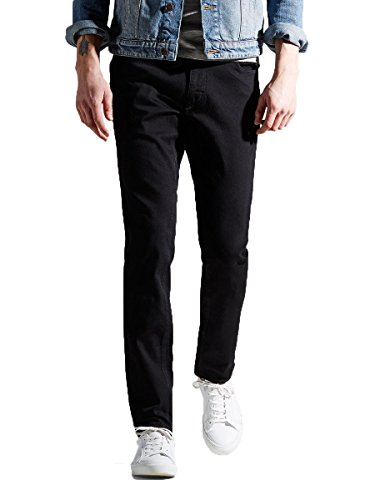 Jack & Jones -  Jeans  - skinny - Uomo Black (006) 30W x 32L
