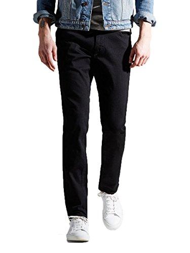 Jack & Jones -  Jeans  - skinny - Uomo Black (006) 30W x 32L
