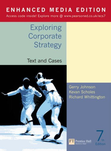 exploring-corporate-strategy-and-business-dictionary-text-and-cases