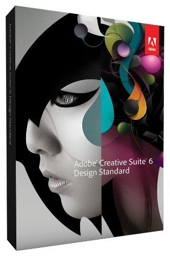 Adobe Creative Suite 6 Design Standard Macintosh版 (旧製品)