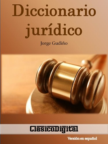 Diccionario Jurídico (Visualpedia nº 1)