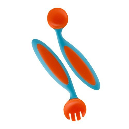凑单品:boon Benders Adaptable Silicon 宝宝叉勺2件套一站式海淘,海淘花专业海外代购网站--进口 海淘 正品 转运 价格