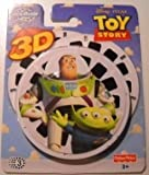 FISHER PRICE VIEW-MASTER 3D REELS Toy Story