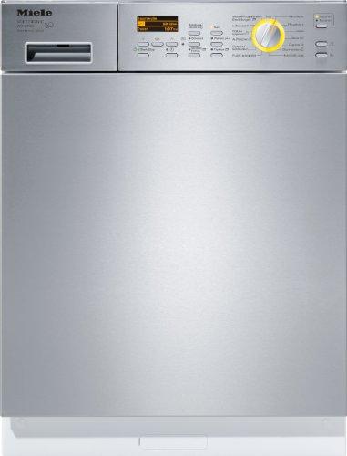 Miele WT 2789i WPM Einbau-Waschtrockner / AA / 1600 UpM / Waschen: 6 kg / Trocknen: 3 kg / Edelstahl / Schontrommel / Dampf/ teilintegriert / Auslieferung ohne Frontplatte