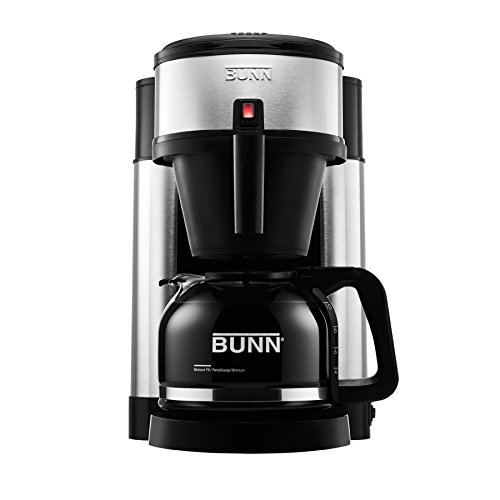 BUNN NHS Velocity Brew 10-Cup Home Coffee Brewer (Bunn Pour Over Coffee Maker compare prices)