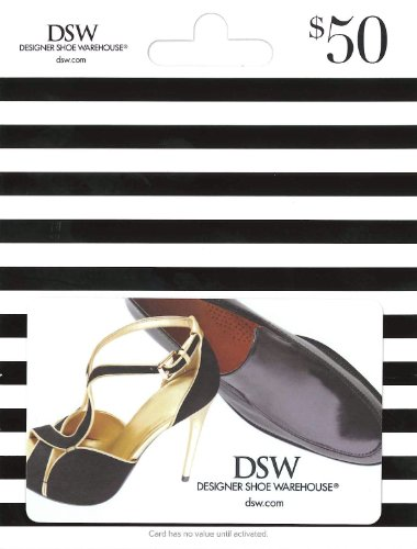 Dsw Gift Card 50 Apparel Accessories Shoes