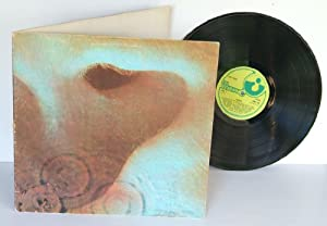 PINK FLOYD, Meddle. THE GRAMOPHONE COMPANY. Top copy. Very rare.First UK pressing 1971. Matrix stamp. A4, B2. EMI.