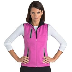 Zero Restriction Ladies Reversible Vest by Zero Restriction