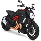 NEW Maisto 1:12 Ducati Diavel Diecast Model/Toy MOTORCYCLE/BIKE New in Box