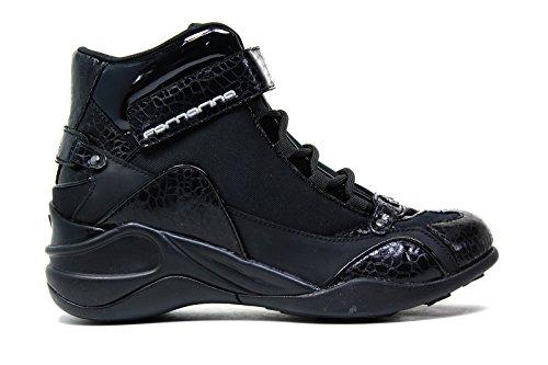 Fornarina PIFSEN9552WVA Sneakers Donna Tessuto SPECIAL BLACK SPECIAL BLACK 37
