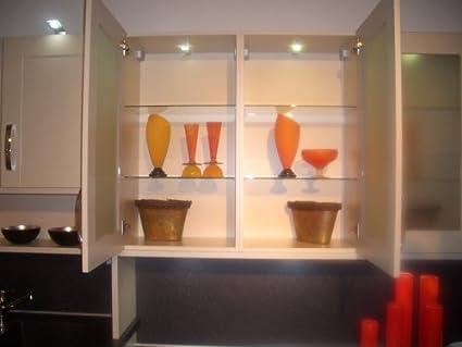 glaseinlegeboden f r 120 cm breiten h ngeschrank wandschrank. Black Bedroom Furniture Sets. Home Design Ideas