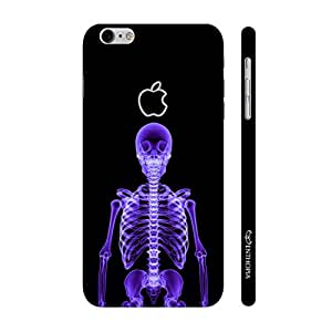 Enthopia Designer Hardshell Case X-Ray Yourself Back Cover for Apple Iphone 7 With Hole