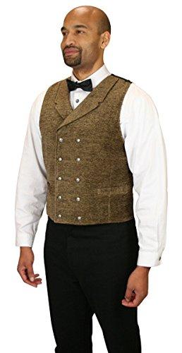 Historical-Emrporium-Mens-Blair-Double-Breasted-Tapestry-Vest