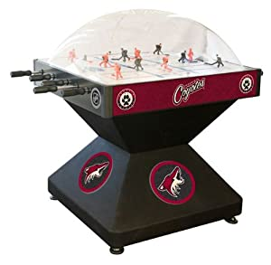 Phoenix Coyotes Dome Bubble Hockey by Holland Bar Stool