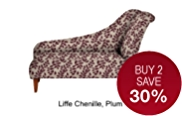 Glamour Chaise (Left-Hand)