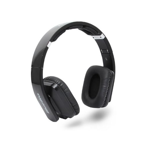 Bluedio R2 Bluetooth 4.0 Stereo Headset Wireless Headphones Headphone Original 8 Sound Tracks Dj Edition Noise Cancelling - Black By Dopobo
