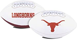 Buy NCAA Texas Longhorns K2 Signature Series Full Size Team Footballs by Rawlings