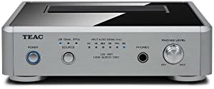 Teac UDH01-S Digital to Analog Converter with USB Audio Interface