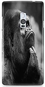 KSC Desginer Printed Hard Back Case Cover For OnePlus 2 / One Plus Two 1+2