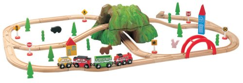 Maxim Mountain Train Set - 60 Piece at Sears.com
