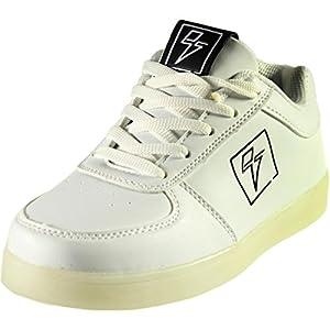 LED Shoes - Bolt & Box - 6 Men (7.5 Women)