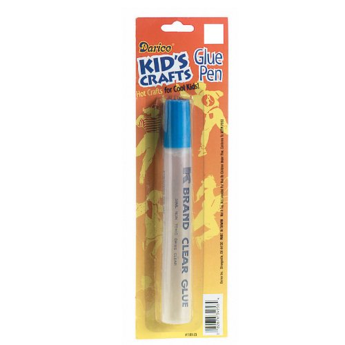 Kid's Craft Glue Pen Party Accessory