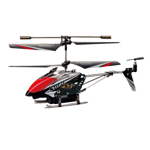Syma S107C Spycam 35 Channel RC Helicopter with Gyro Colors May Vary
